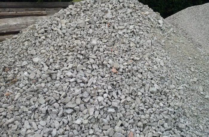 Riciclato di Cemento