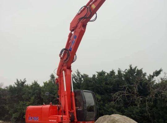 Escavatore FIAT